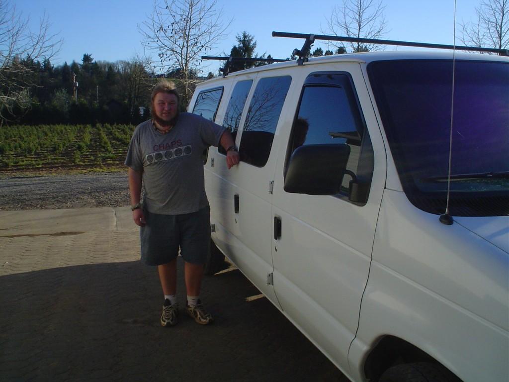 Eriks Ford Van