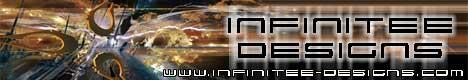 Infinitee Designs 3D Graphics & Web Design