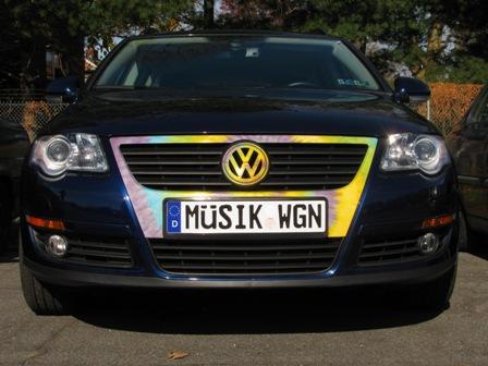 The Musik Wagon.
