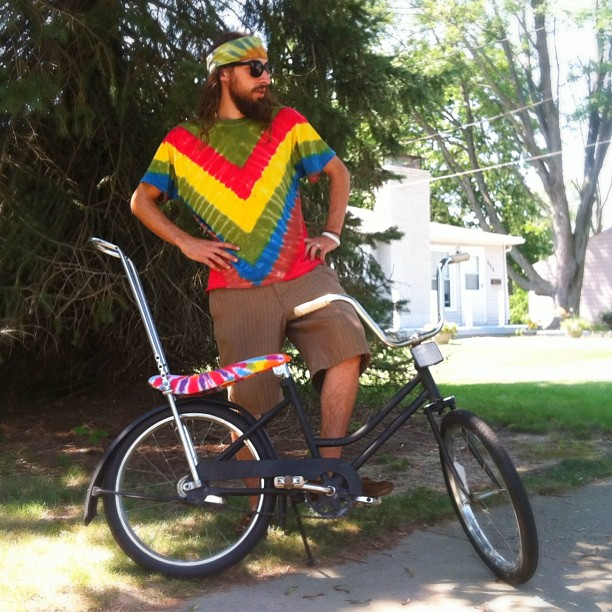 Rod Wizzle's Bike.