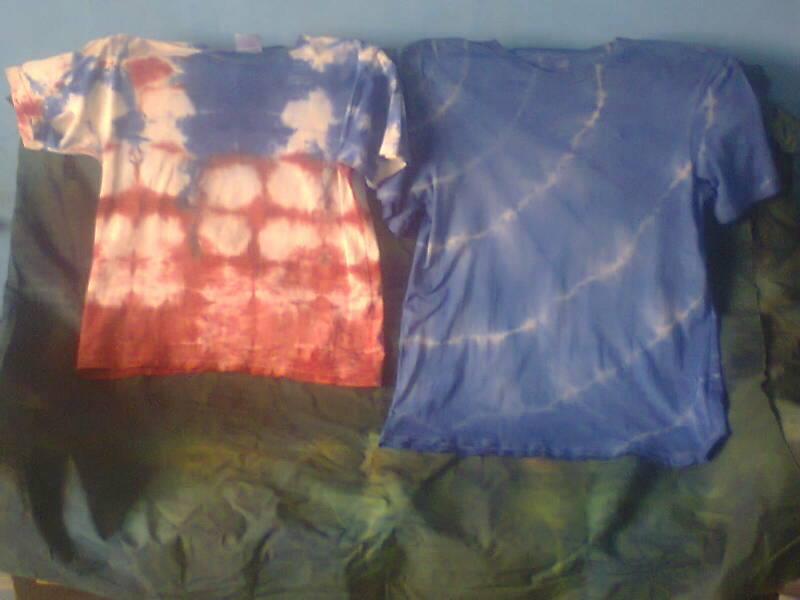 Kplola Tse's Tie Dye.