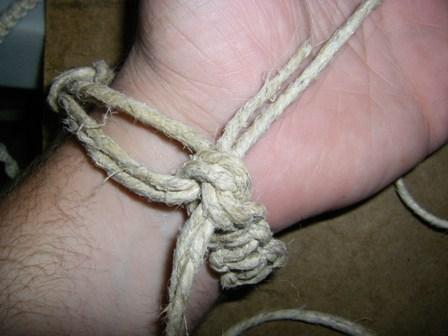 How to tie Hemp Jewelry (Macramé)