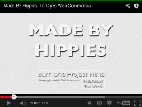 Made By Hippies Web Commercial by Burn One Project.