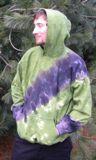 Camouflage Bandolier Tie Dye Sweatshirt.
