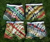 Tie Dye Mens Underwear.