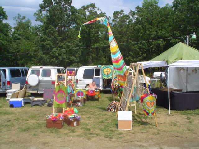 10,000 Lakes Festival July 2006.