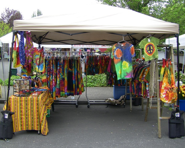 Gresham Farmers Market - May 14th, 2011.