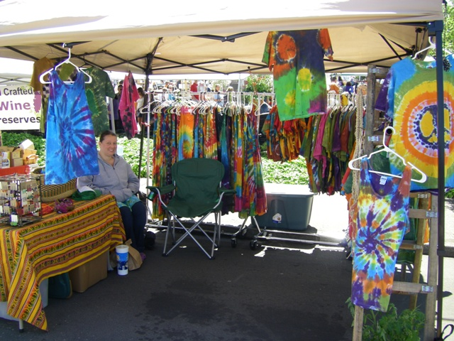 Gresham Farmers Market - June 25th, 2011.