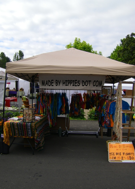 Gresham Farmers Market - June 26th, 2010.