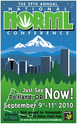 Portland Hempstalk - September 11th-12th, 2010.