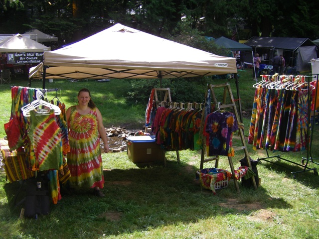 Sandy Mountain Festival - July 14th, 2012.