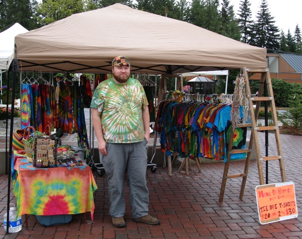 Sandy Mountain Market - May 2nd, 2009.