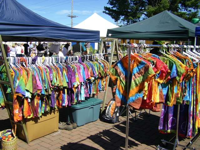 Sandy Mountain Market - June 4th, 2011.